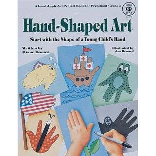 Happy Hands and Feet: Art Projects for Young Children (Kids Stuff