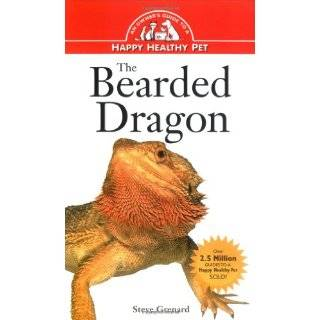 Bearded Dragon: Your Happy Healthy Pet (9780470165119