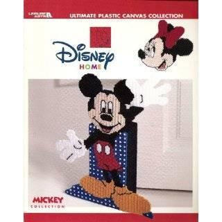Walt Disney Characters in Plastic Canvas walt disney