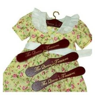 Clothes Hangers Perfectly Sized for American Girl Doll Clothes (Set of