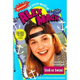 In Hot Pursuit Alex Mack 25 (Alex Mack) (9780671018924