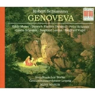 Robert Schumann Genoveva, Op 81