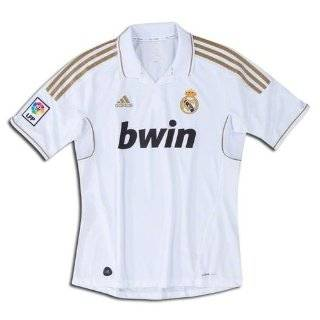 Real Madrid Women Home Soccer Jersey 2012
