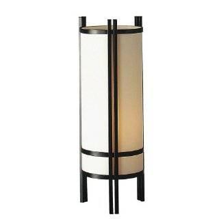 Art Japanese Design Electric Paper Lantern   Black: Home Improvement